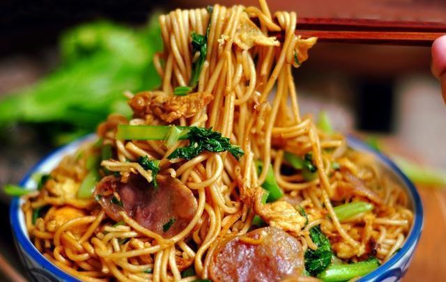 ۶ غذای معروف چینی