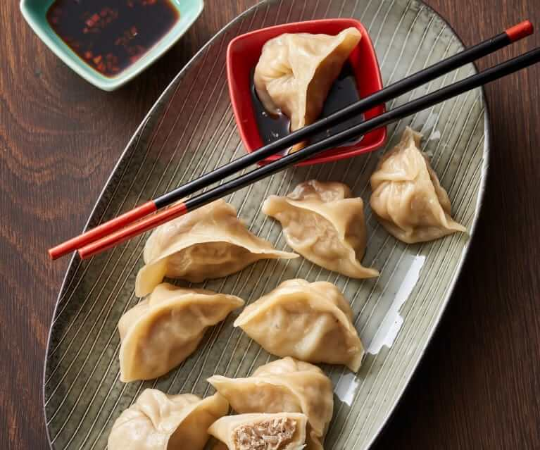 غذای چینی جیاوزه