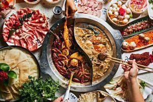 هات پات غذای سنتی چینی