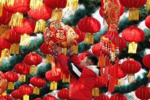 فانوس های چینی